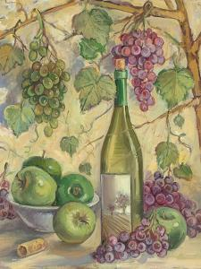 Wine with Apples by Theresa Kasun