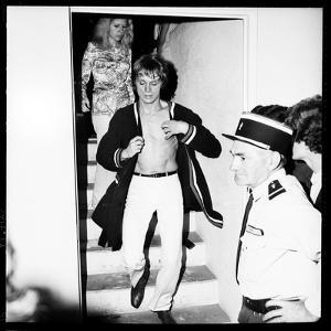 Claude François, Backstage by Therese Begoin