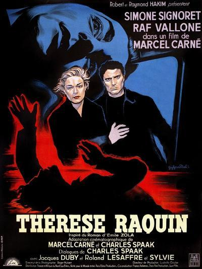 Therese Raquin, 1953--Giclee Print