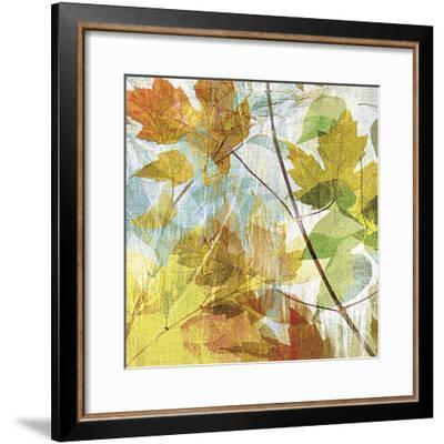 Thicket I Left-John Butler-Framed Giclee Print