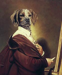 Au Portrait by Thierry Poncelet