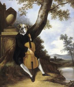 La Musique by Thierry Poncelet
