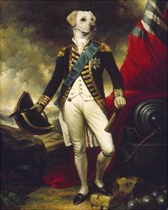 Le Marquis de Retriever by Thierry Poncelet