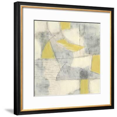 Thin Grey Lines II-Jennifer Goldberger-Framed Limited Edition