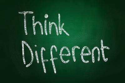 Think Different-airdone-Art Print