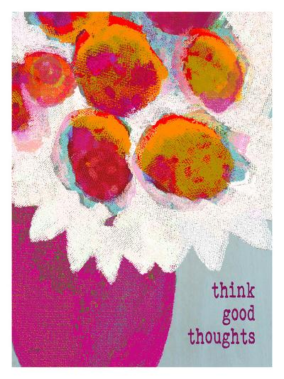 Think Good Thoughts-Lisa Weedn-Giclee Print