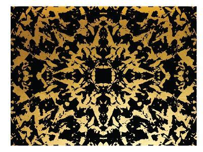 Third Eye In Black-Khristian Howell-Art Print