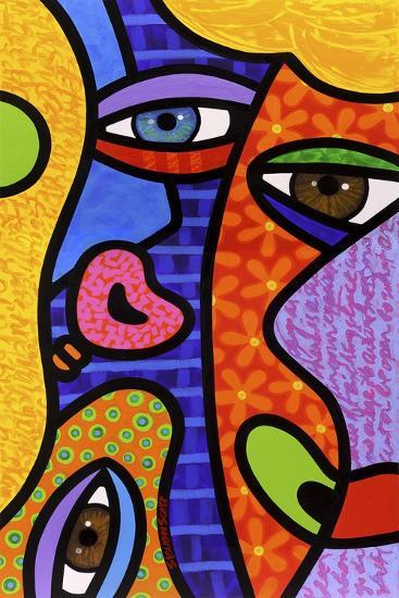 Third Eye Rising-Steven Scott-Giclee Print