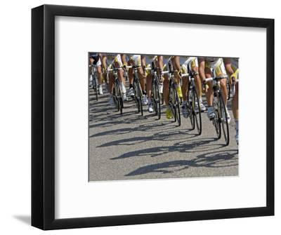 Third Stage of Tour de France, Marseille to La Grande-Motte, July 7, 2009