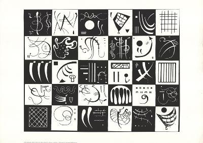 Thirty-Wassily Kandinsky-Collectable Print