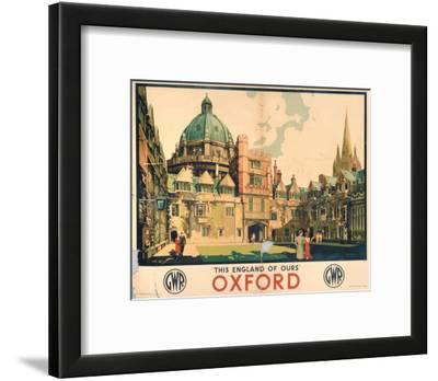 This England of Ours Oxford