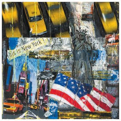This Is NY-Annick Bru-Art Print