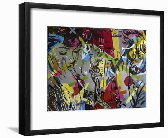 This is Only-Dan Monteavaro-Framed Giclee Print