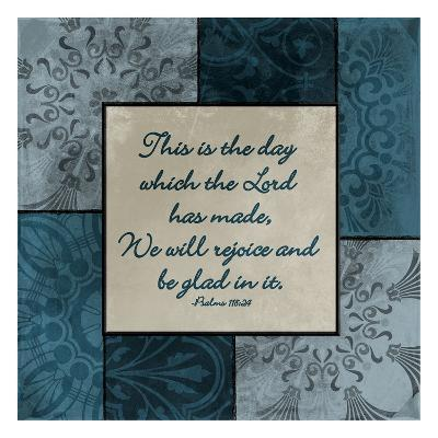 This Is The Day-Jace Grey-Art Print