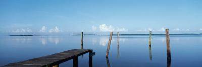 This Is the Morning View of Pine Island Sound--Photographic Print