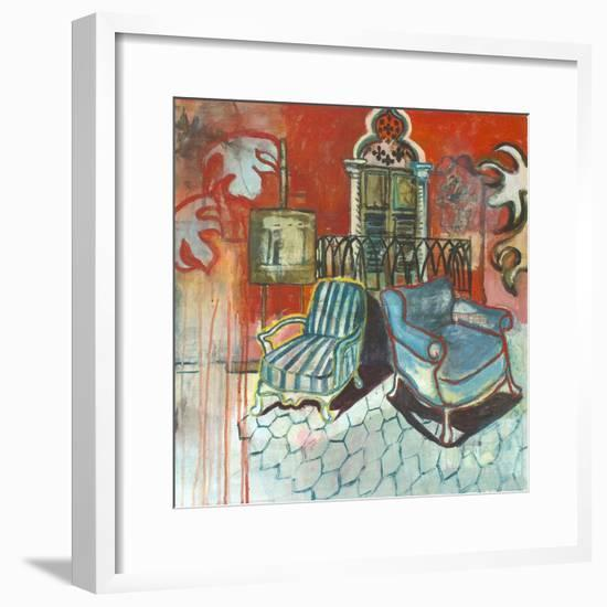 This Is the Place, 2014-Anastasia Lennon-Framed Giclee Print