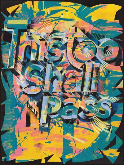 This Too Shall Pass-Jamie Lawson-Giclee Print