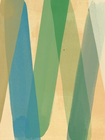 This way and that-Paulo Romero-Art Print