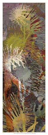 Thistle Panel I-James Burghardt-Art Print