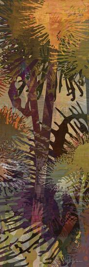 Thistle Panel II-James Burghardt-Art Print