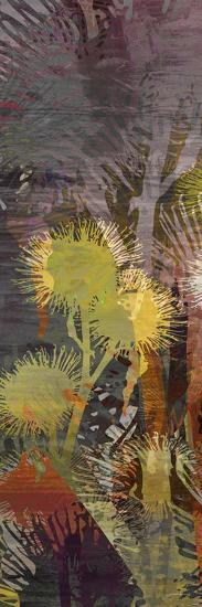 Thistle Panel III-James Burghardt-Art Print