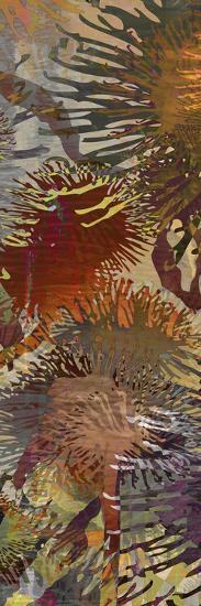 Thistle Panel IV-James Burghardt-Art Print