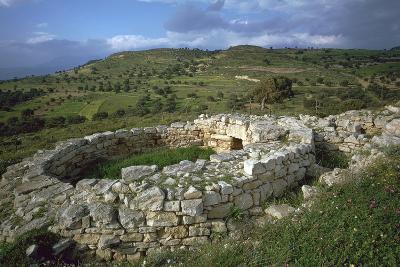 Tholos Tomb on Crete, 21st Century Bc-CM Dixon-Photographic Print