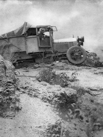 A Rocky Road, Abercorn to Tukuyu, Tanganyika, 1925