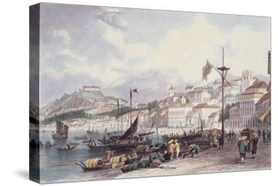 Pria Grande, Macao, C.1850