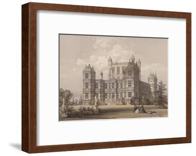 Wollaton Hall, Nottinghamshire