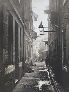 Old Closes and Streets: No.80 High Street, c.1868 by Thomas Annan
