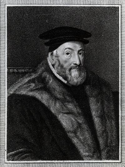 Thomas Audley, 1st Baron Audley of Walden (C.1488–1544)--Giclee Print
