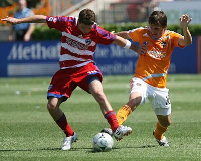 Apr 6, 2008, FC Dallas vs Houston Dynamo - Drew Moor by Thomas B. Shea