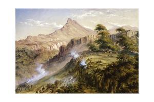 Amatola Mountains by Thomas Baines