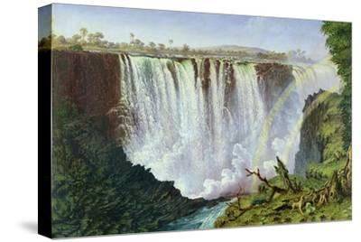 The Great Western Fall, Victoria Falls, 1862
