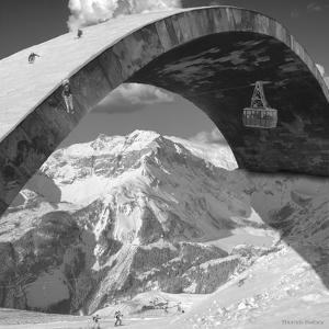 Over the Hill by Thomas Barbey