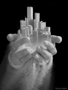 Urban Offering by Thomas Barbey