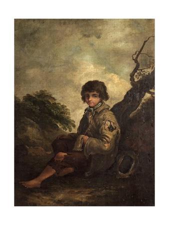 A Young Ballad Singer