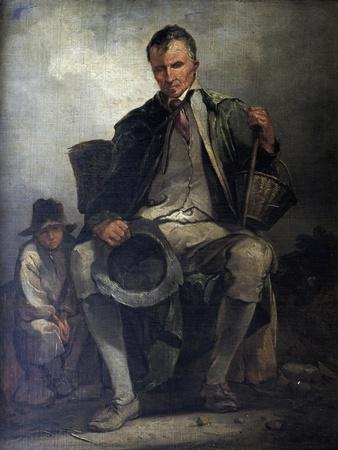 The Blind Beggar, C.1788
