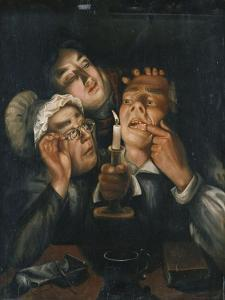 The Dentist by Thomas Birch