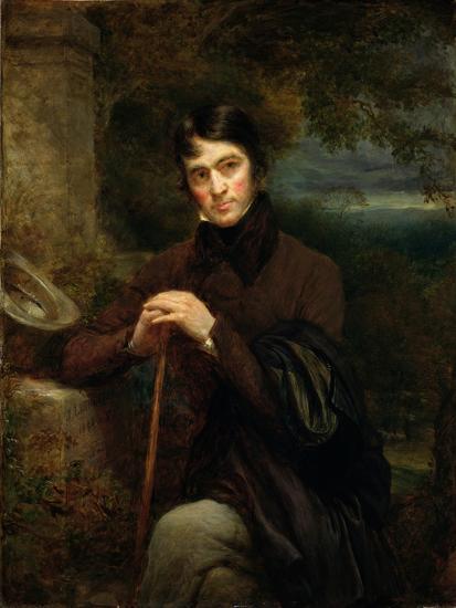 Thomas Carlyle (1795-1881), 1844-John Linnell-Giclee Print