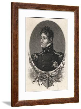Thomas Cochrane 10th Earl of Of Dundonald British Naval Commander--Framed Giclee Print