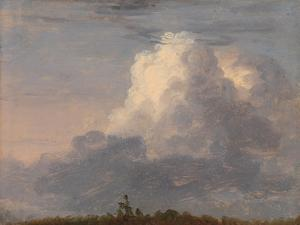 Clouds, c.1838 by Thomas Cole