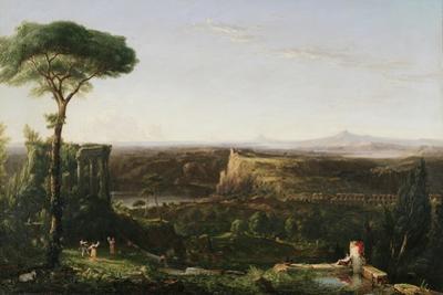 Italian Scene Composition, 1833