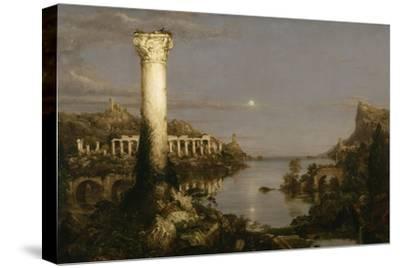 The Course of Empire: Desolation, 1836