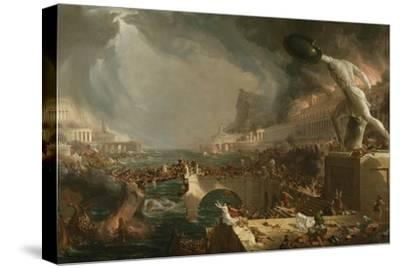 The Course of Empire: Destruction, 1836