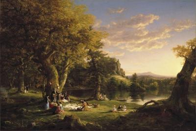 The Pic-Nic, 1846
