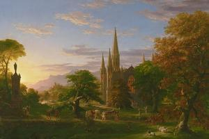 The Return, 1837 by Thomas Cole