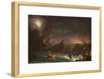 The Voyage of Manhood: Manhood, 1842