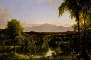 View on the Catskill—Early Autumn, 1836-37 by Thomas Cole